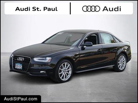 2016 Audi A4 for sale in Saint Paul MN