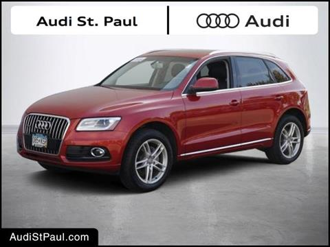 2014 Audi Q5 for sale in Saint Paul, MN