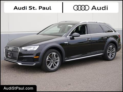2018 Audi A4 allroad for sale in Saint Paul, MN