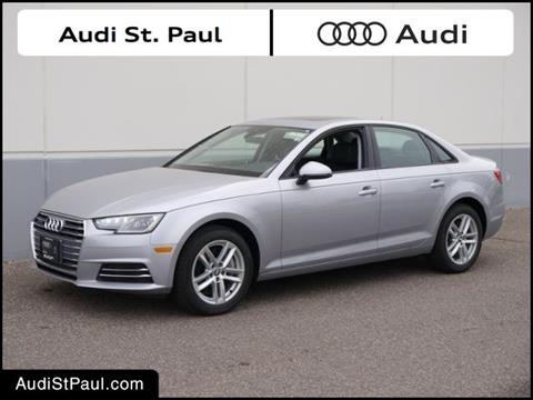 2017 Audi A4 for sale in Saint Paul MN