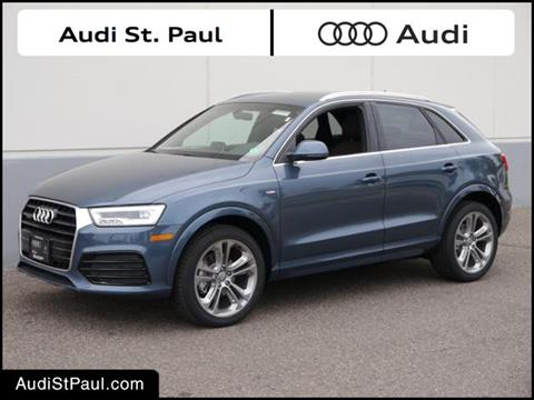 2018 Audi Q3 for sale in Saint Paul MN