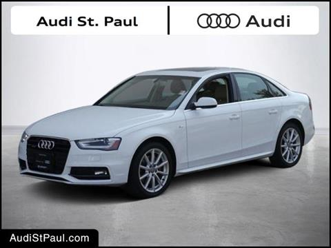2014 Audi A4 for sale in Saint Paul, MN