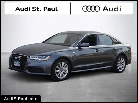 2015 Audi A6 for sale in Saint Paul, MN