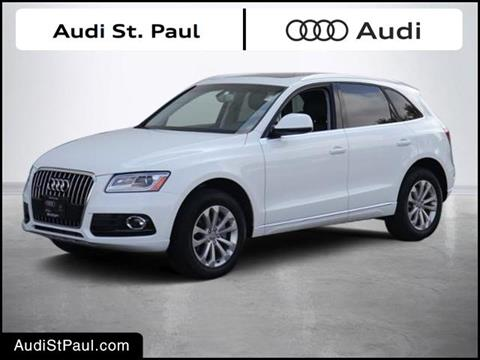 2017 Audi Q5 for sale in Saint Paul MN