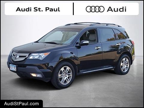 2009 Acura MDX for sale in Saint Paul MN