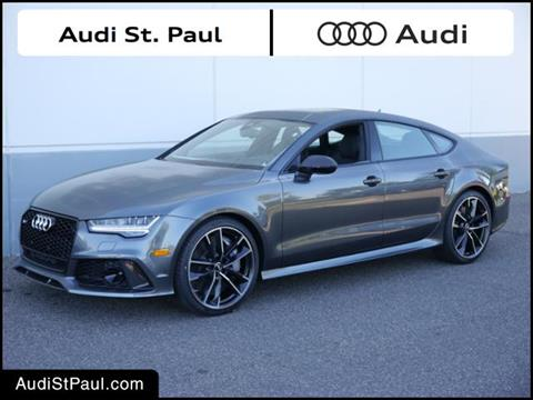 2018 Audi RS 7 for sale in Saint Paul MN