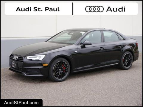 2018 Audi A4 for sale in Saint Paul, MN
