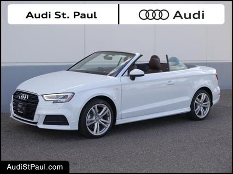 2018 Audi A3 for sale in Saint Paul MN