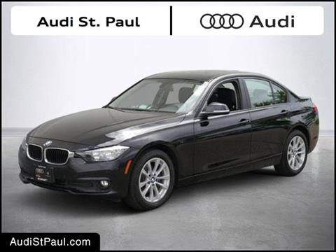 2016 BMW 3 Series for sale in Saint Paul, MN