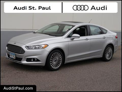2014 Ford Fusion for sale in Saint Paul, MN