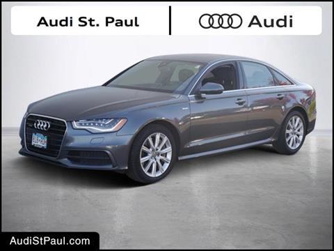 2015 Audi A6 for sale in Saint Paul, MN