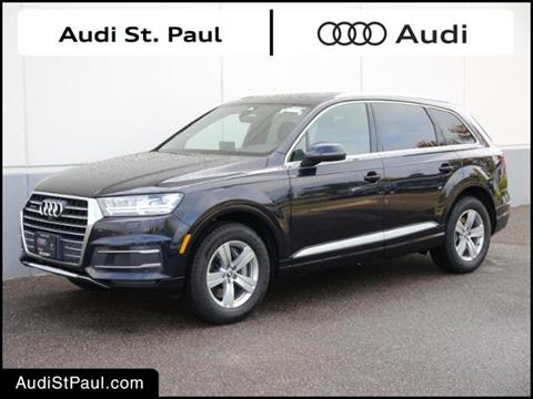 2018 Audi Q7 for sale in Saint Paul, MN