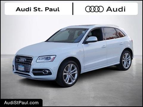 2015 Audi SQ5 for sale in Saint Paul MN