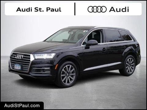 2017 Audi Q7 for sale in Saint Paul MN