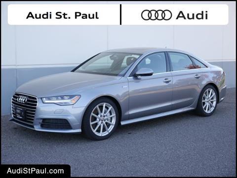 2018 Audi A6 for sale in Saint Paul, MN