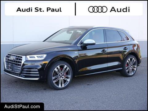 2018 Audi SQ5 for sale in Saint Paul MN