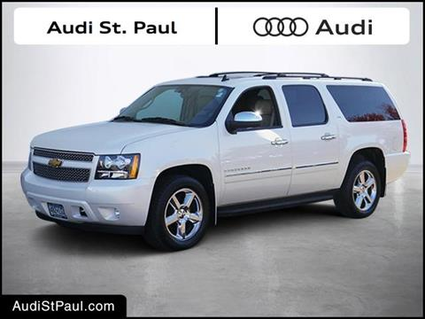 2013 Chevrolet Suburban for sale in Saint Paul, MN