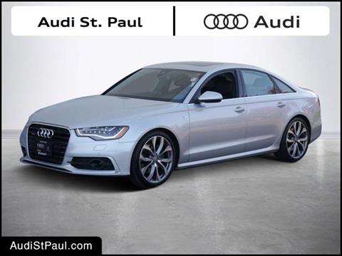 2014 Audi A6 for sale in Saint Paul MN