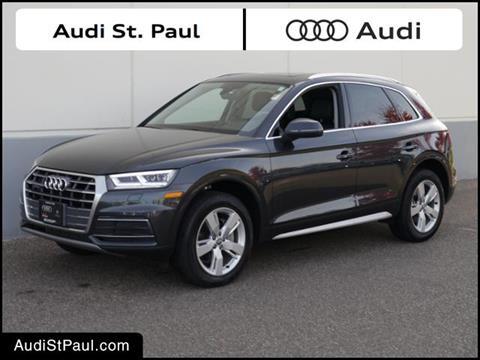 2018 Audi Q5 for sale in Saint Paul MN