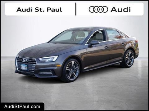 2017 Audi A4 for sale in Saint Paul MN