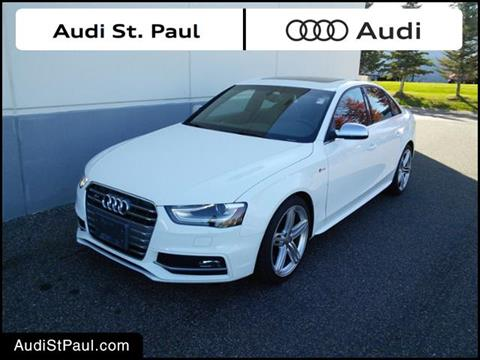 2014 Audi S4 for sale in Saint Paul MN