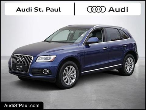 2015 Audi Q5 for sale in Saint Paul MN