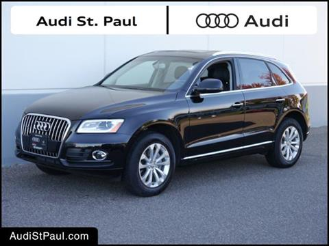 2017 Audi Q5 for sale in Saint Paul, MN