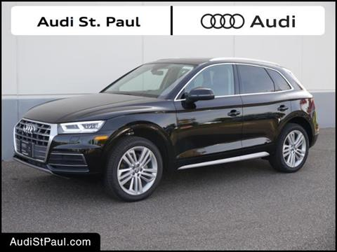 2018 Audi Q5 for sale in Saint Paul MN