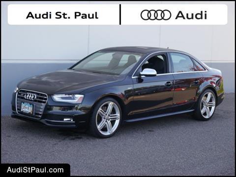 2013 Audi S4 for sale in Saint Paul MN
