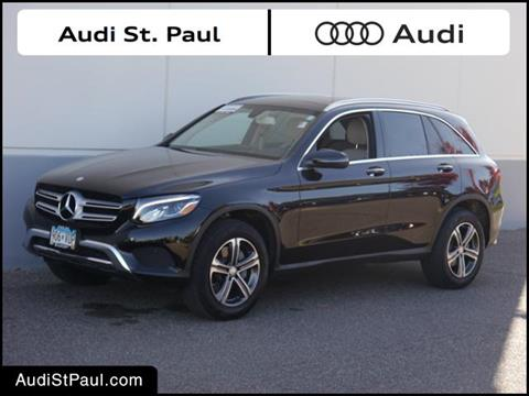 2017 Mercedes-Benz GLC for sale in Saint Paul MN