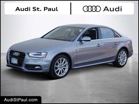 2016 Audi A4 for sale in Saint Paul, MN