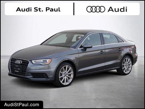 2015 Audi S3 for sale in Saint Paul MN