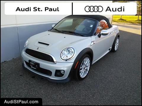 2012 MINI Cooper Roadster for sale in Saint Paul MN