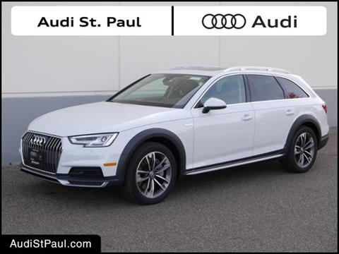2018 Audi A4 allroad for sale in Saint Paul MN
