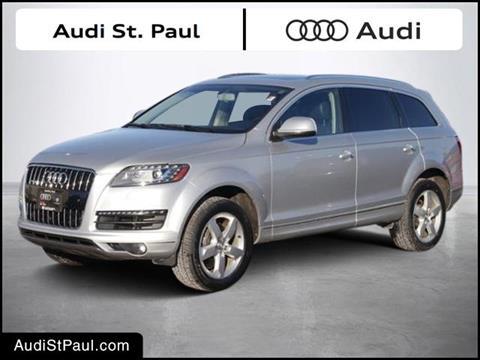 Audi Q For Sale In Saint Paul MN Carsforsalecom - Audi st paul