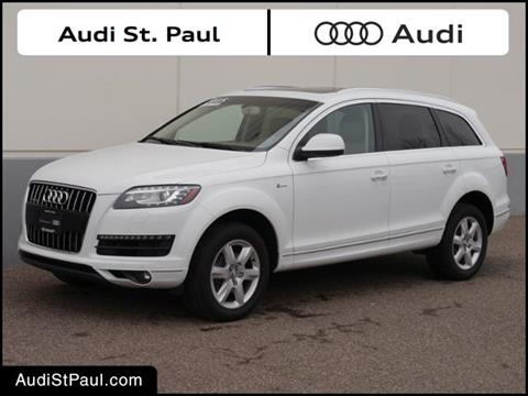 Audi q7 for sale in minnesota for Christy motors crystal mn