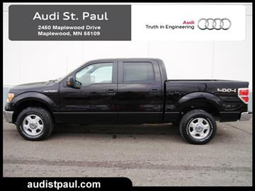 2013 Ford F-150 for sale in Saint Paul, MN
