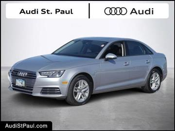 2017 Audi A4 for sale in Saint Paul, MN