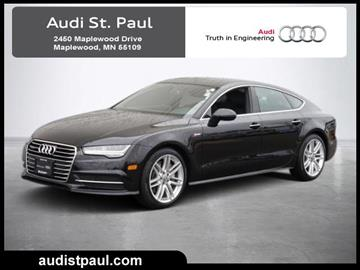2016 Audi A7 for sale in Saint Paul, MN