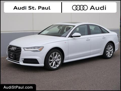 2017 Audi A6 for sale in Saint Paul MN