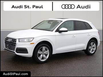 2018 Audi Q5 for sale in Saint Paul, MN