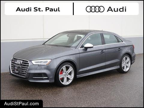 2017 Audi S3 for sale in Saint Paul MN