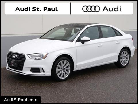 2017 Audi A3 for sale in Saint Paul MN