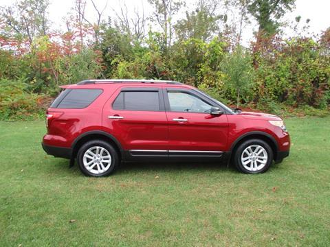 2014 Ford Explorer for sale in Rutland, VT