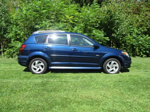 2006 Pontiac Vibe for sale in Rutland, VT