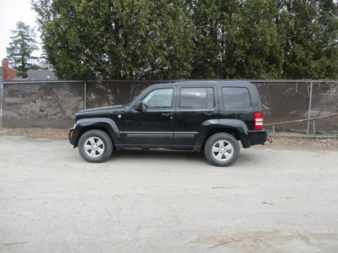 2012 Jeep Liberty for sale in Center Rutland, VT