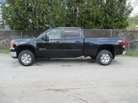 2010 GMC Sierra 2500HD for sale in Center Rutland, VT