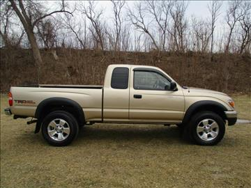2002 Toyota Tacoma for sale in Rutland, VT