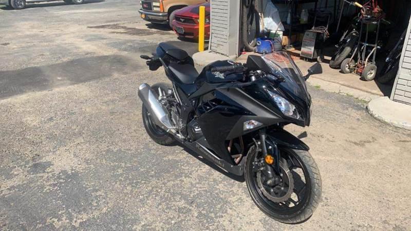 2013 Kawasaki Ninja 300 In Cortland Ny Townline Motors