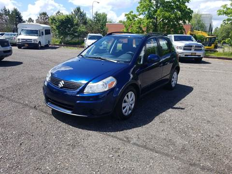2010 Suzuki SX4 Crossover for sale in Cortland, NY